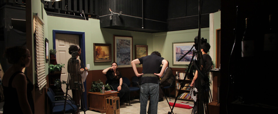 Video Production Set Design