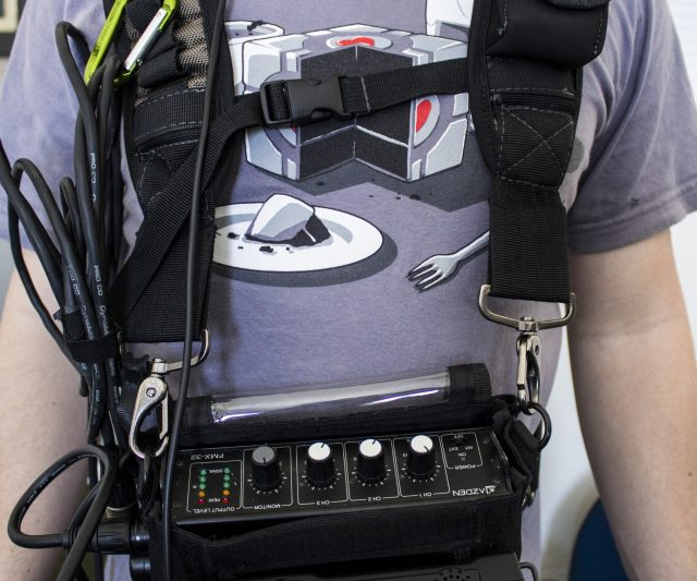 Low Cost Sound Harness